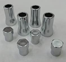 Best chrome valve stem sleeves Reviews