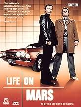 Life on Mars (Complete Season 1) - 4-DVD Box Set ( Life on Mars - Complete Season One (8 Episodes) ) [ NON-USA FORMAT, PAL, Reg.2 Import - Italy ]