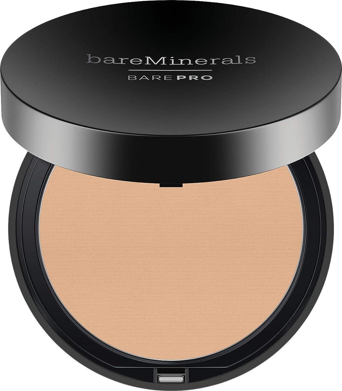 作り燃やす上流のベアミネラル BarePro Performance Wear Powder Foundation - # 09 Light Natural 10g/0.34oz並行輸入品