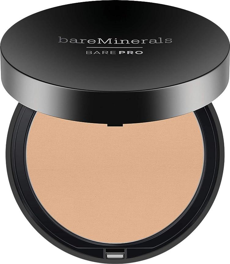 本部ベスビオ山引き付けるベアミネラル BarePro Performance Wear Powder Foundation - # 09 Light Natural 10g/0.34oz並行輸入品