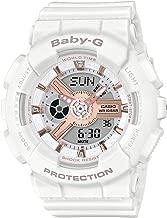 [カシオ] 腕時計 ベビージー BABY-G BA-110RG-7AJF レディース ホワイト