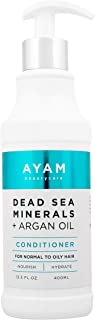 Ayam Beautycare CONDITIONER Argan Oil Dead Sea Minerals NORMAL TO OILY HAIR