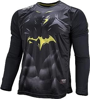batman soccer goalie jersey