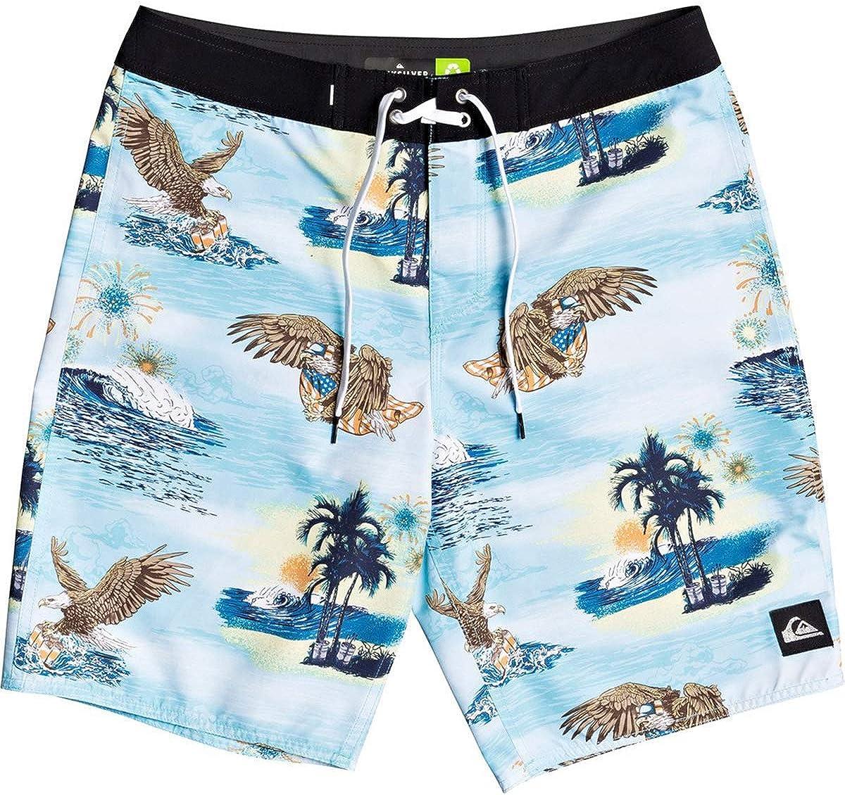 Quiksilver Men's Everyday Max 52% OFF America 4th sale of Tr Boardshort Swim July