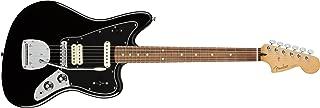 Fender Player Jaguar Electric Guitar - Pau Ferro Fingerboard - Black