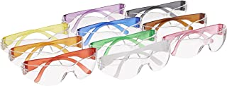 Gateway Safety 3699 Colorful Starlite Gumballs Safety Glasses, Small, All Colors Included..