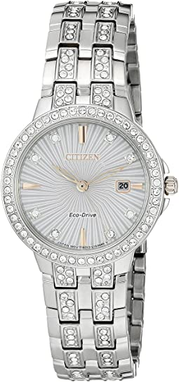 Citizen Watches - EW2340-58A - Eco-Drive Silhouette
