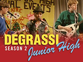 Degrassi Junior High Season 2
