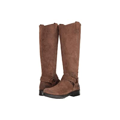 Taos Footwear Runaway (Dark Tan Rugged) Women