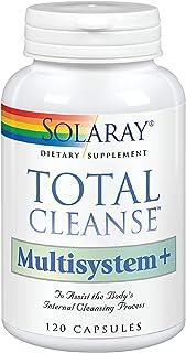 Solaray Total Cleanse Multisystem+   120 VegCaps