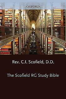 The Old ScofieldRG Study Bible, KJV, Standard Edition