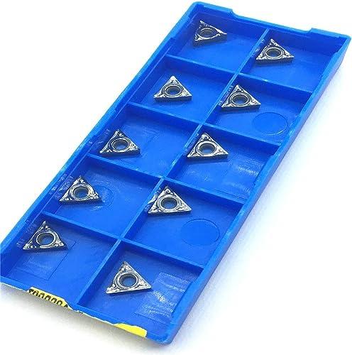lowest ZIMING--1 TCGT090204-AK lowest outlet sale H01 TCGT1.81.51-AK H01 Aluminum Cutting Inserts 10PCS sale