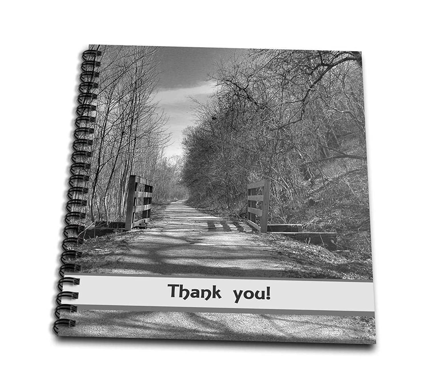 Beverly Turner Thank You Design - Trail of Shadows, Thank You - Memory Book 12 x 12 inch (db_179284_2)