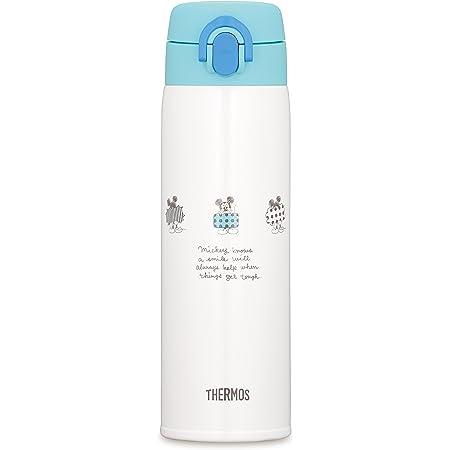 サーモス 調乳用ステンレスボトル 0.5L ミルク作りに最適 もれない JNX-500DS ライトブルー(LB)