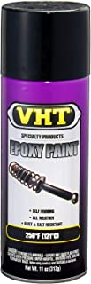 VHT SP650 Gloss Black Epoxy All Weather Paint Can - 11 oz.
