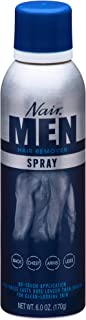 Nair Men Hair Remover Spray, 6.0 oz.