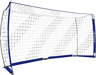 ANCHEER Portable Soccer Goal Net for Kids/Adults - Quick Set-Up Soccer Net for Backyard(12 x 6 ft)