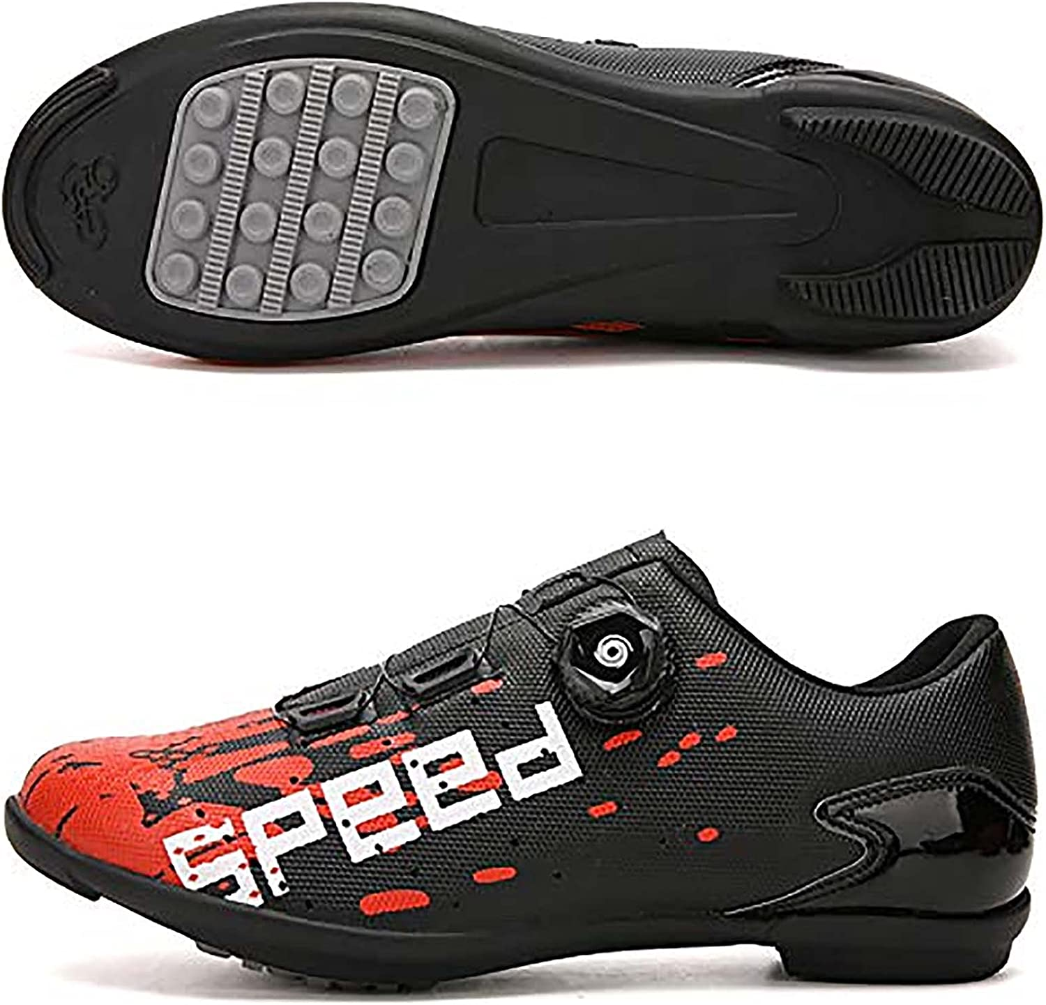 Men Lockless Max 90% All stores are sold OFF Cycling Shoes Lightweight Bicycle Sh MTB Breathable