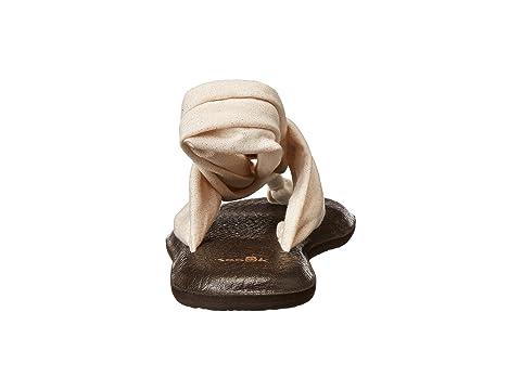 Metálico Bronzerose Yoga Silverchocolate Sanuk Metálico Oroplata Marrón Carbón Cabestrillo Metálico 2 pIRInz6