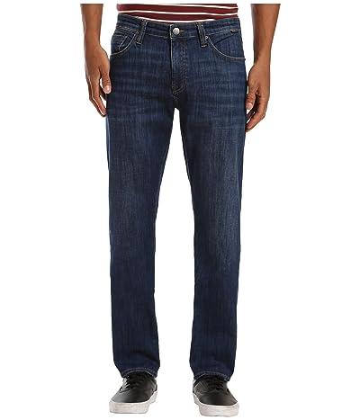 Mavi Jeans Zach Straight Leg in Dark Portland (Dark Portland) Men