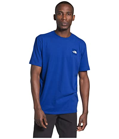 The North Face Short Sleeve Red Box Tee (TNF Blue) Men