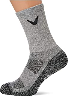Callaway Men's Golf Tour Cotton Crew Socks