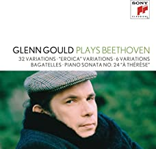 Plays Beethoven: 32 Variations Wo0 80 Eroica