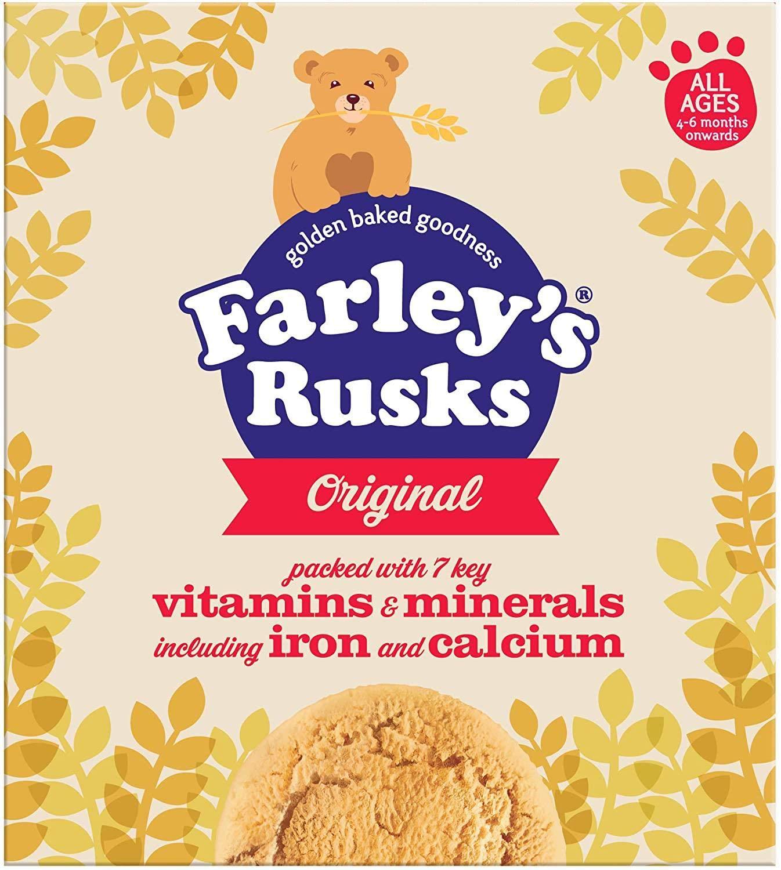 Farleys Rusks 4 Store Month Ranking TOP6 Original 18 Pack 120g