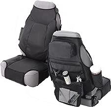 Smittybilt 56601 Katch-All Black Seat Cover
