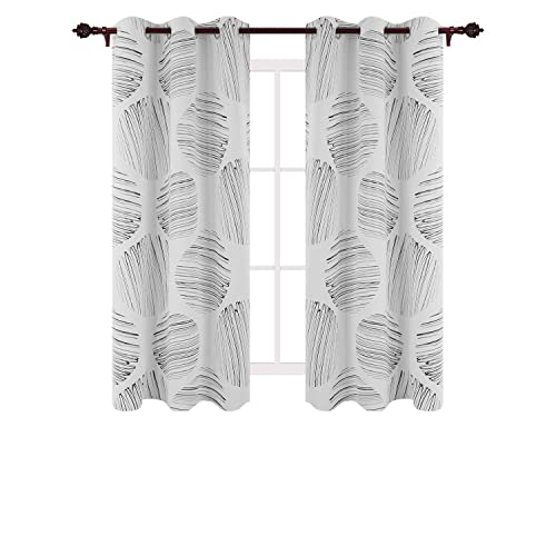 Modern Style Living Room Curtains: Amazon.com
