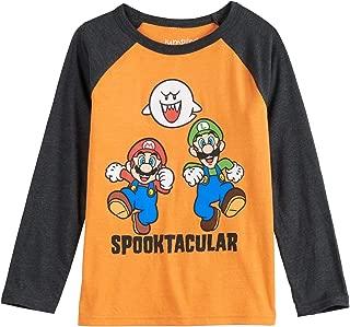 Jumping Beans Boys 4-12 Mario Spooktacular Graphic Tee Boys 4-12