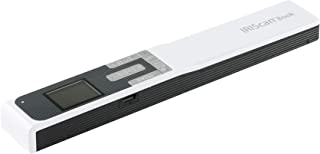 IRIScan Book 5 Mobile Wand Portable handheld Color Scanner, Battery iON, Ultra Speed color scanner, 1 click Scan PDF,Full ...