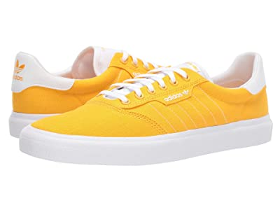 adidas Skateboarding 3MC (Active Gold/Footwear White/Footwear White) Men