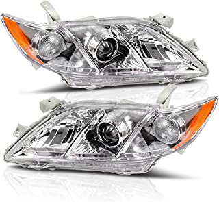 Best toyota camry headlight lens cover Reviews