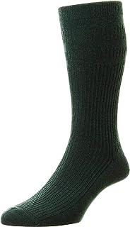 HJ Hall Men's The Original Wool Softop Socks