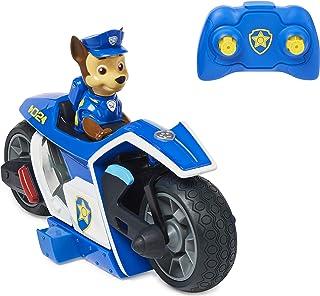 PAW Patrol De Film - Chase RC Motorcycle - 2,4 GHz - Speelgoedvoertuig