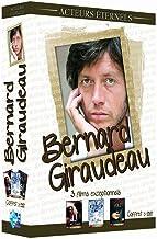 Coffret Bernard Giraudeau : Passion d'amour / La reine blanche / L'homme voilé