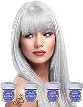 4 x La Riche Directions Semi-Perm Hair Colour White Toner (ALL COLOURS Avail) 4x 88ml