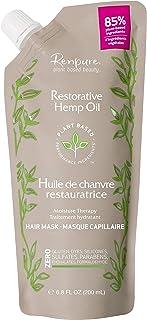 Renpure Plant based beauty restorative hemp hair mask, 6.8 Ounce