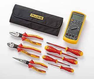 Fluke 87-5 Multimeter + Hand Tool Starter Kit Bundle
