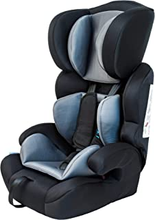 Moon Tolo - Baby/Kids Car seat suitable from 9 months to 11 years (Group-1,2,3) Upto 36 Kg-Grey