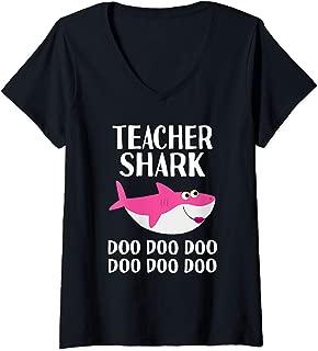 Best teacher shark doo doo shirt Reviews