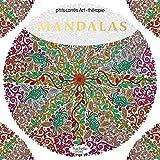 Carrés Art-thérapie Mandalas