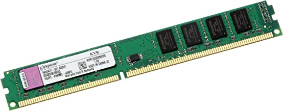 Kingston KVR1333D3N9/2G - Memoria RAM de 2 GB (PC3-1333, DDR3-SD, CL9)
