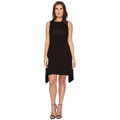 Lilla P Sheath Dress (Black) Women