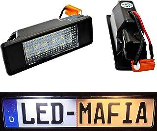 Suchergebnis Auf Für Mercedes Vito Viano Kennzeichenbeleuchtung Leuchten Leuchtenteile Auto Motorrad