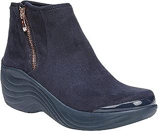 BZees Women's Zora Ankle Bootie