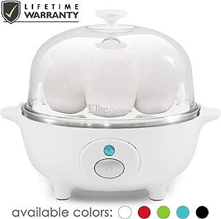 Maxi-Matic EGC-007 Easy Electric Egg Poacher, Omelet, Scrambled, Soft, Medium,..
