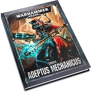 Warhammer 40k Adeptus Mechanicus Codex