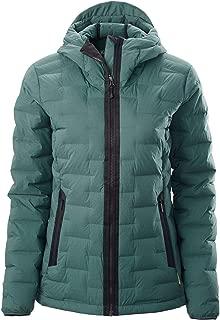 Kathmandu Federate Women's Stretch Down Hooded Jacket